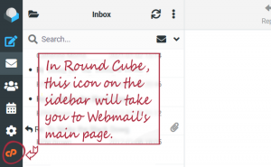 Round Cube Sidebar