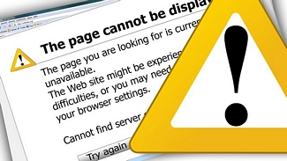 Your Page is Currently Unavailable